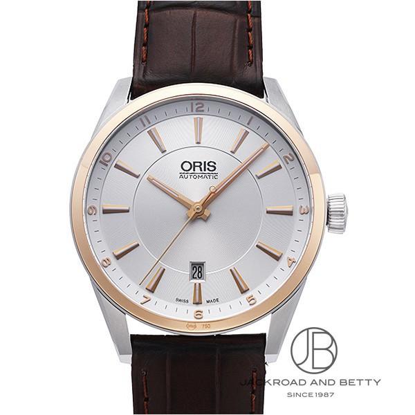 オリス ORIS アーティックス デイト 733 7642 6331D 【新品】 時計 メンズ