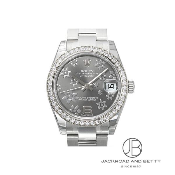 ロレックス ROLEX オイスターパーペチュアルデイトジャスト 178384 新品 時計 ボーイズ