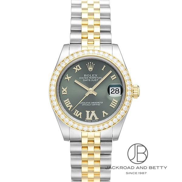 ロレックス ROLEX オイスターパーペチュアルデイトジャスト 178383 新品 時計 ボーイズ