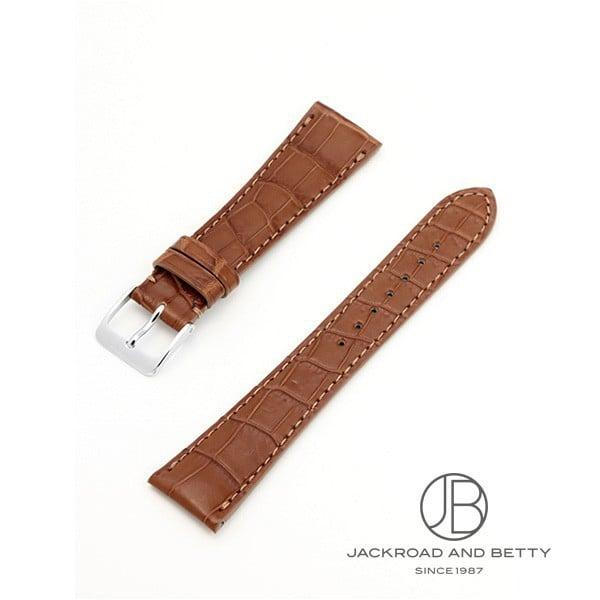 ジャックロード Jackroad ジャックロード・クロコダイル革ベルト18mm jm003 【新品】 その他