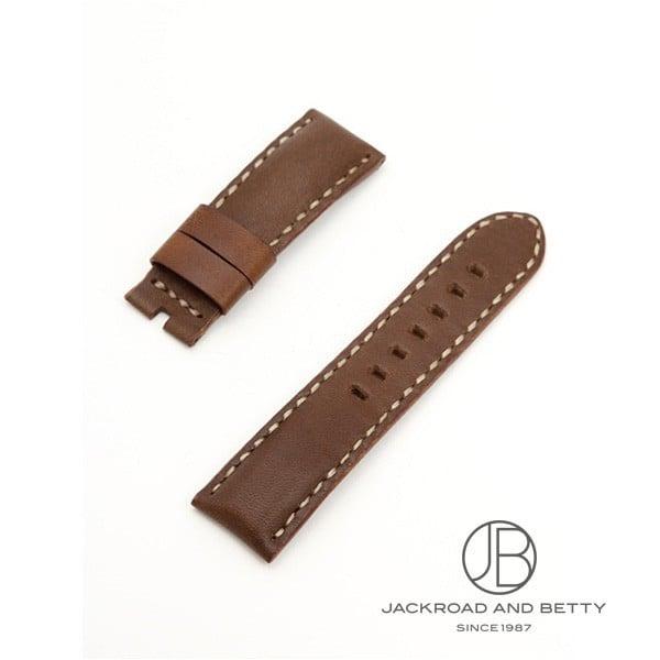 ジャックロード Jackroad パネライ用・オリジナル革ベルト22mm(純正尾錠仕様) jnb022 新品 その他