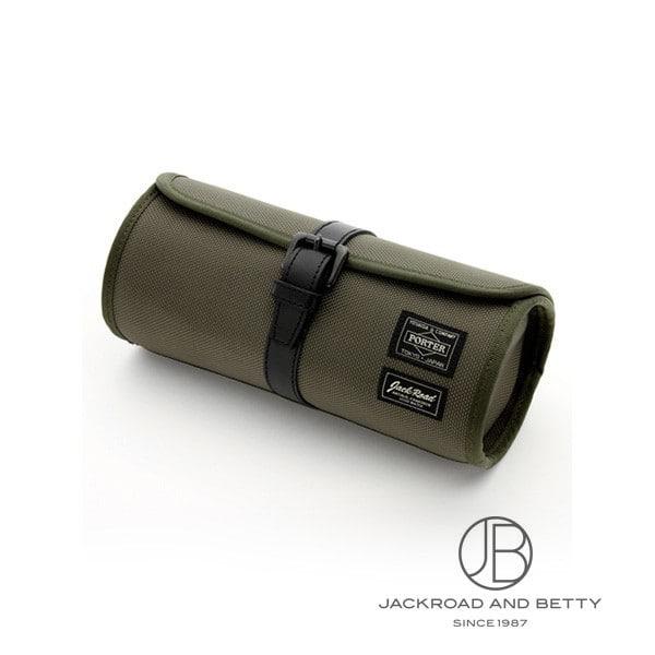 ジャックロード Jackroad JackRoad×PORTER コラボレーション オリジナル ウォッチケース olive 【新品】 その他