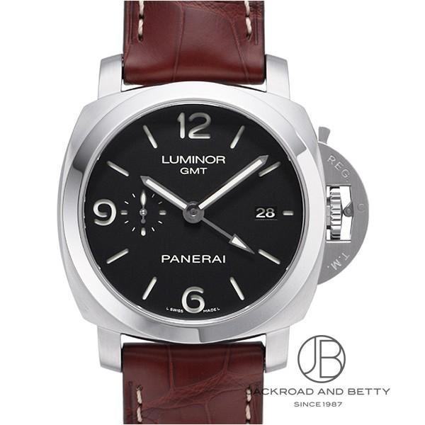 パネライ PANERAI ルミノール 1950 3デイズGMT オートマティック PAM00320 【新品】 時計 メンズ