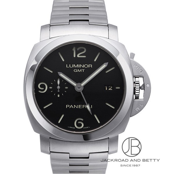 パネライ PANERAI ルミノール 1950 3デイズGMT オートマティック PAM00329 新品 時計 メンズ