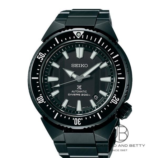 精工SEIKO专业规格潜水员水下呼吸器穿过大海Zero Halliburton限定SBDC045钟表人