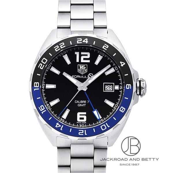 タグ・ホイヤー TAG HEUER フォーミュラー1 キャリバー7 GMT WAZ211A.BA0875 【新品】 時計 メンズ