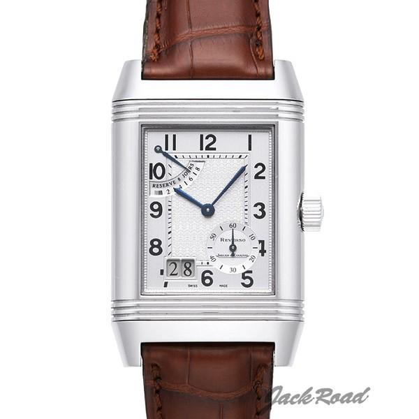 ジャガー・ル・クルト JAEGER LE COULTRE レベルソ グランドデイト Q3008420 新品 時計 メンズ