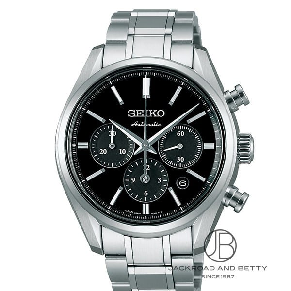 セイコー SEIKO プレザージュ クロノグラフ SARK007 新品 時計 メンズ