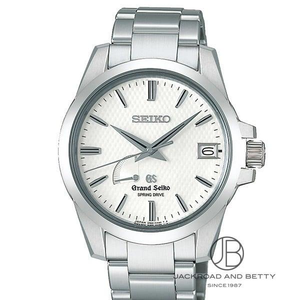 セイコー SEIKO グランドセイコー パワーリザーブ スプリングドライブ SBGA025 【新品】 時計 メンズ