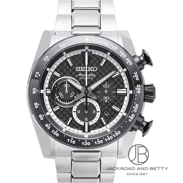 Seiko SEIKO brightz Ananta mechanical chronograph / Ref.SRQ009J1