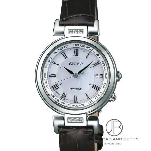 セイコー SEIKO エクセリーヌ SWCW109 新品 時計 レディース