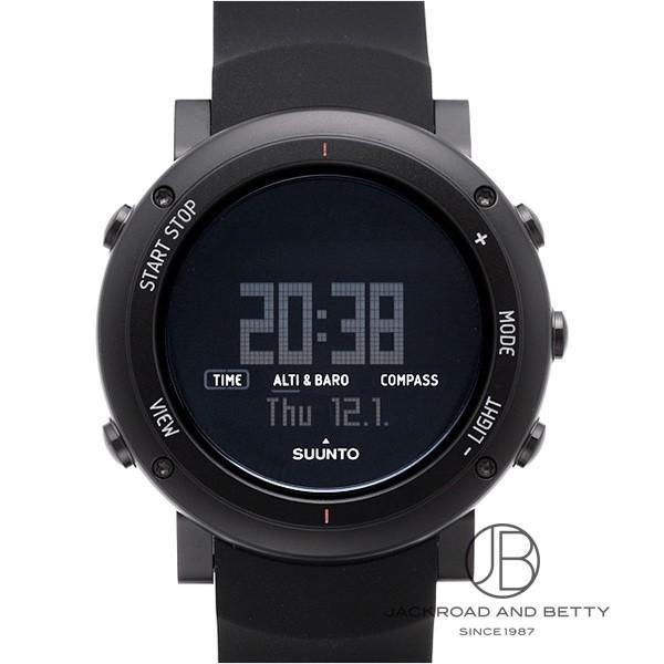 スント SUUNTO コア ディープブラック SS018734000 新品 時計 メンズ