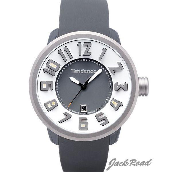 テンデンス TENDENCE ラウンドガリバー 02035011 新品 時計 メンズ