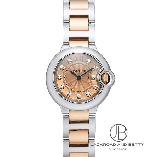 カルティエ CARTIER バロンブルー WE902052 【新品】 時計 レディース