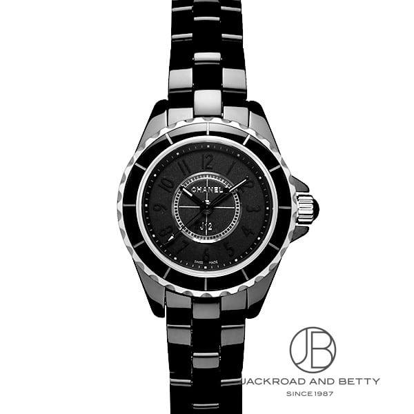 シャネル CHANEL J12 インテンスブラック H4196 【新品】 時計 レディース