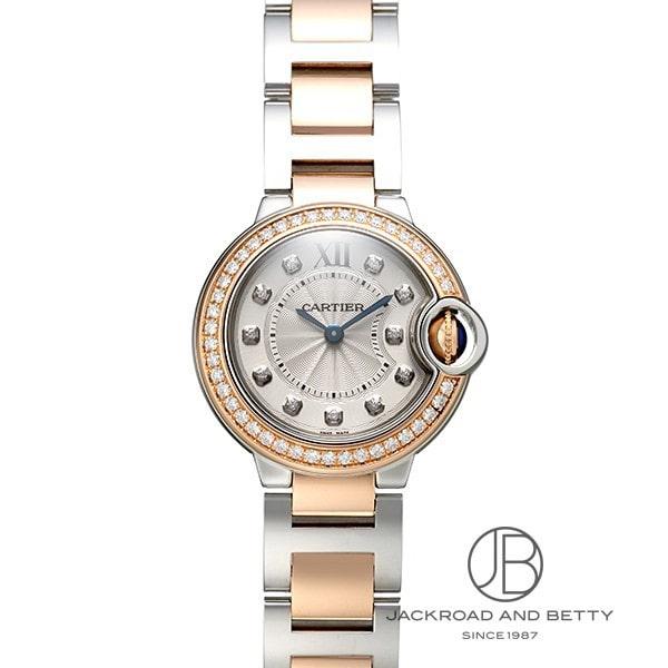 カルティエ CARTIER バロンブルー W3BB0009 【新品】 時計 レディース