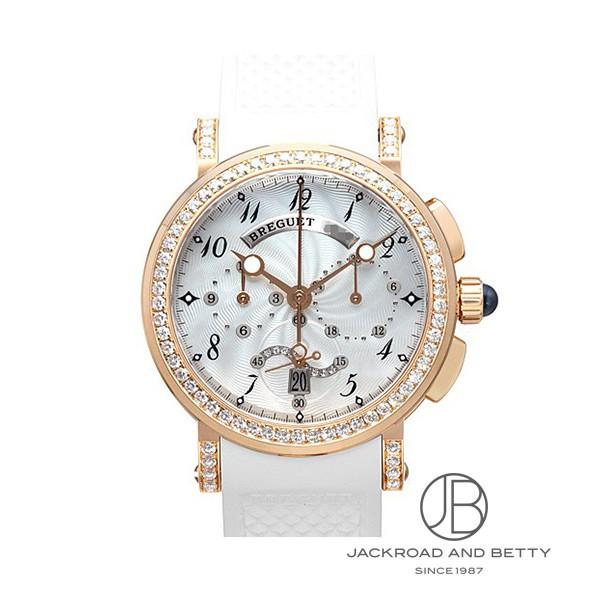 ブレゲ Breguet マリーン クロノグラフ 8828BR/5D/586/DD00 【新品】 時計 レディース