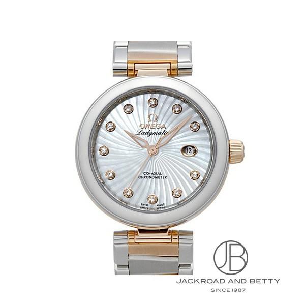 オメガ OMEGA デ・ヴィル レディーマティック 425.20.34.20.55.001 【新品】 時計 レディース