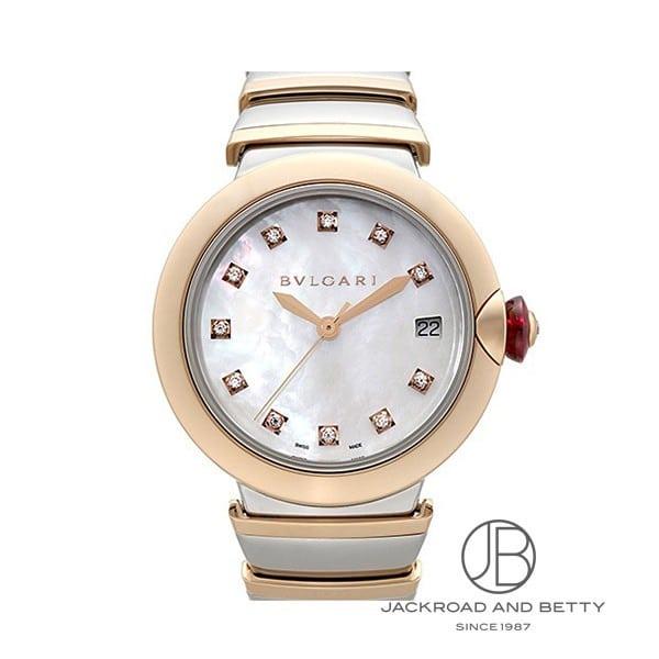 ブルガリ BVLGARI ルチェア LU36WSPGSPGD/11 【新品】 時計 レディース