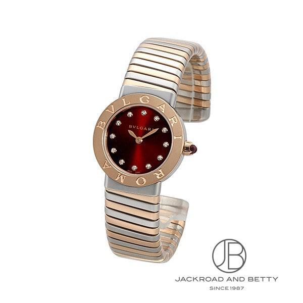 feb4666daee7 ブルガリ レディース 時計 【新品】 BBL262TC11SPG/12(S) トゥボガスSサイズ ブルガリブルガリ BVLGARI-レディース腕時計