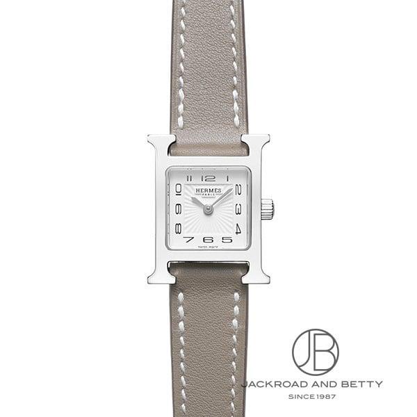エルメス HERMES Hウォッチミニ HH1.110.131/WW18 【新品】 時計 レディース