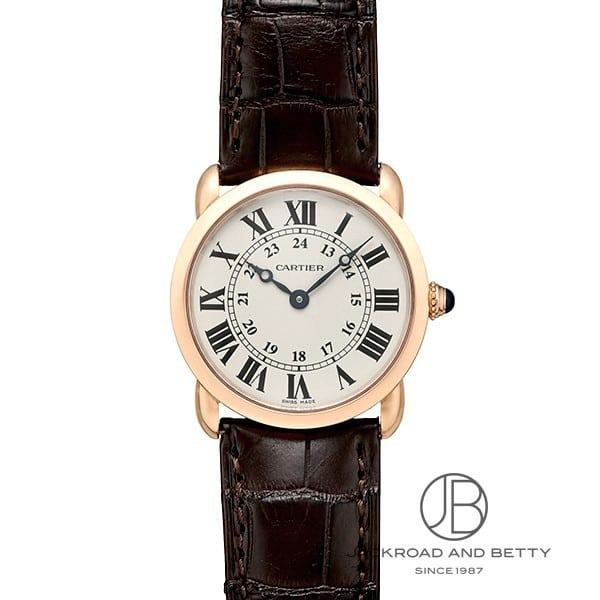 カルティエ CARTIER ロンド ルイ カルティエ W6800151 新品 時計 レディース