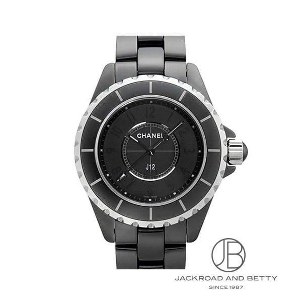シャネル CHANEL J12 インテンス ブラック H3828 【新品】 時計 レディース