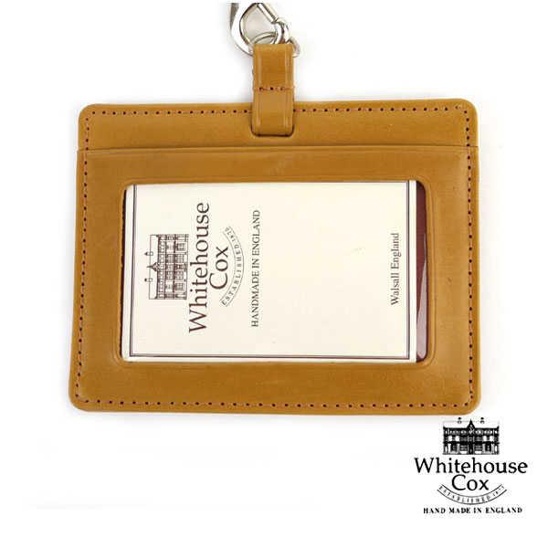"""怀特豪斯考克斯 (Cox 白宫) 马笼头皮革身份证持有人是""""BRIIDHOLDER""""-S9736-1831502"""