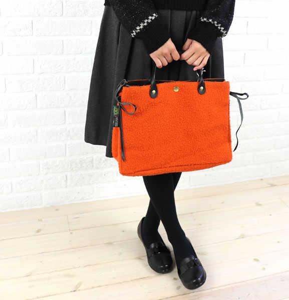 IL BISONTE (ilbizonte) 日本第 45 周年限量版模型卡森手提袋-54152310791-0061502