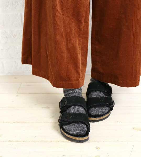 4f7f90636 Birkenstock (BIRKENSTOCK) suede / fur Arizona sandal-ARIZONA-SHE-0241602 ...