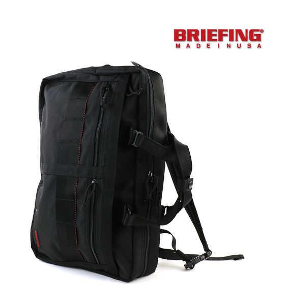 """ブリーフィング(BRIEFING)バリスティックナイロン 3WAY バッグ """"C-3 LINER""""・BRF115219-4301902【メンズ】【レディース】【JP】"""