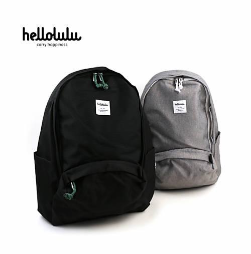 ハロルル(hellolulu)ポリエステル キャンパスバッグ リュック バックパック DANI ダニ・5075094-3751702【メンズ】【レディース】