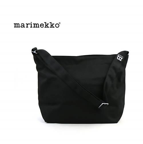 マリメッコ(marimekko)コットンキャンバス ショルダーバッグ CANVAS BAG MINI WEEKENDER・52179237630-0061702【メンズ】【レディース】