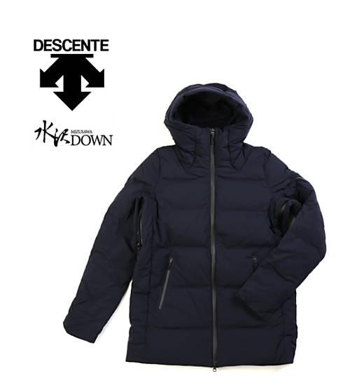 9a418a95f3 Descente Orr terra in (Descente ALLTERRAIN) Mizusawa down hooded men s down  jacket coat element