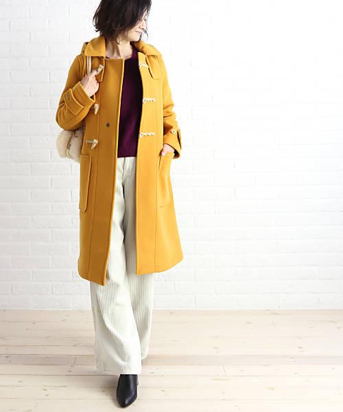 92da6f9993e8 JACQUEMART  Long duffel coat ELIZA DUFFLE ELISA duffel