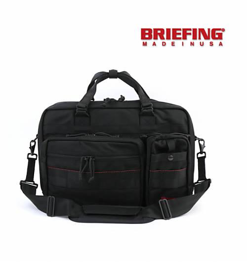 ブリーフィング(BRIEFING)バリスティックナイロン トートバッグ ブリーフケース B4 OVER TRIP・BRF117219-2771802【メンズ】【レディース】