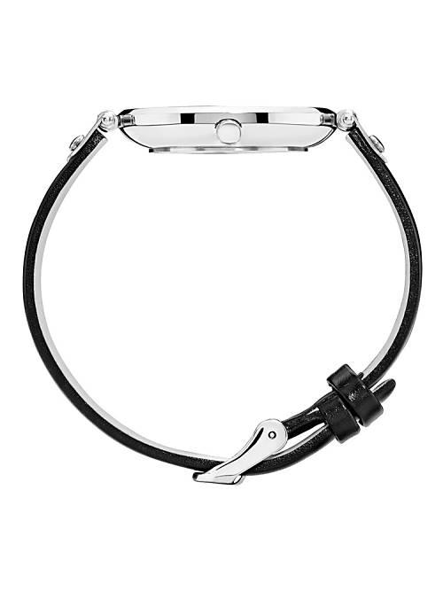 モックバーグ(MOCKBERG)レザーベルト ラウンド 腕時計 レディースウォッチ ASTRID 34mm・MO1002-3171801【レディース】【1F-W】