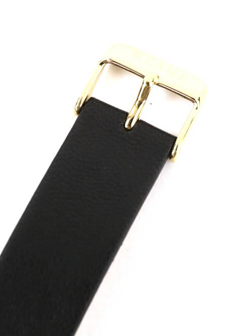 クラーフ(KLARF)レザーベルト ラウンドフェイス 腕時計 レディースウォッチ 38mm・K-1509-3731802【レディース】【1F-W】