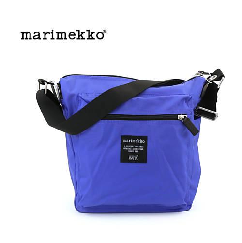 マリメッコ(marimekko)ナイロン ショルダーバッグ PAL・52189646020-0061801【メンズ】【レディース】【JP】