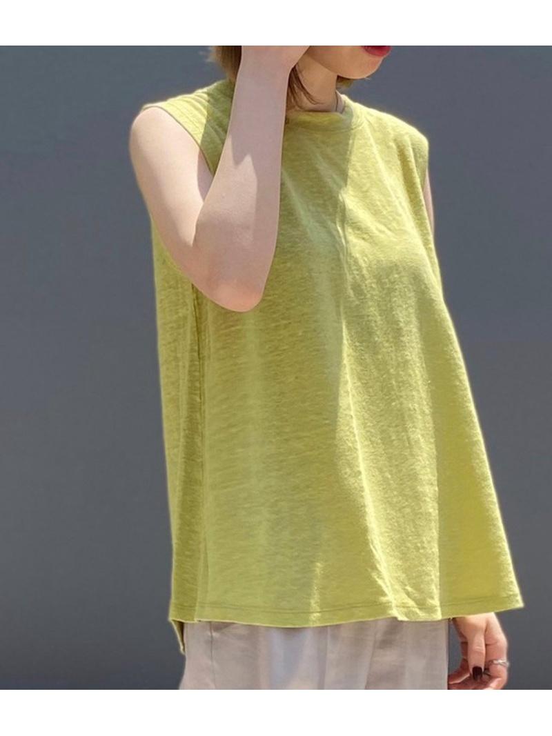 Rakuten FashionSALE 10 OFFBATONERカラー別注 スイートリネンAライントップス SACdrBxoeW