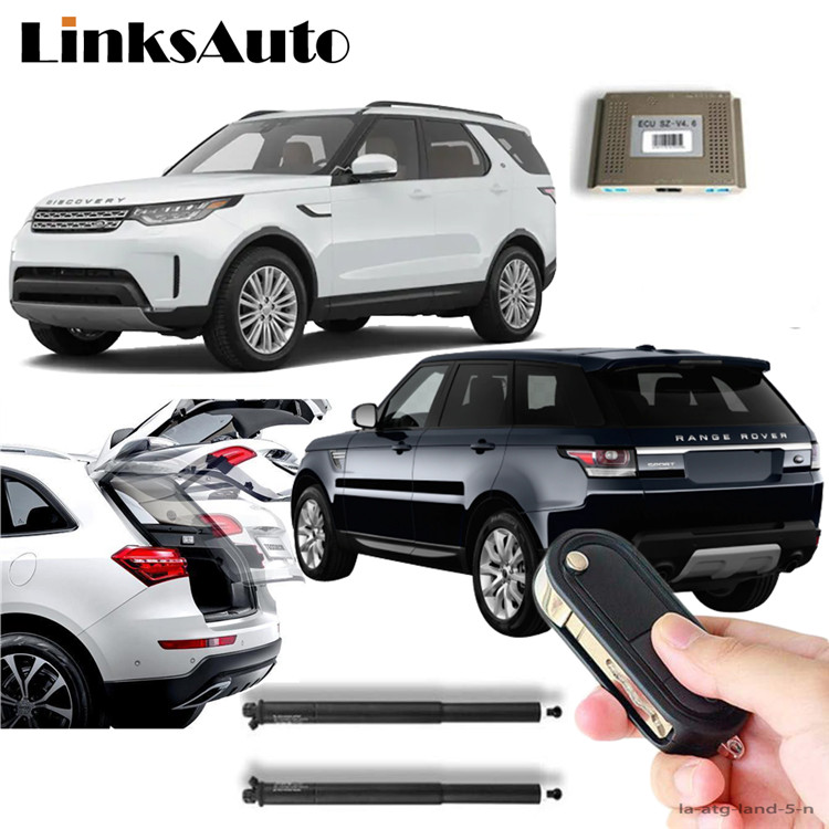 Land Rover discovery 5 2017 LinksAuto 電動パワーバックドアキット パワーゲート スライドドア ダンパー トランク パワーリアゲート オートテールゲート
