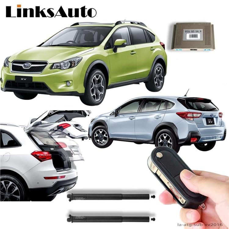 Subaru スバル XV 2012-2016 LinksAuto 電動パワーバックドアキット パワーゲート スライドドア ダンパー トランク パワーリアゲート オートテールゲート