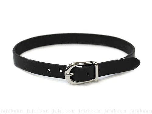 05fc14fac04a7 JAJABOON leather Choker black choose size leather (leather)-judge been