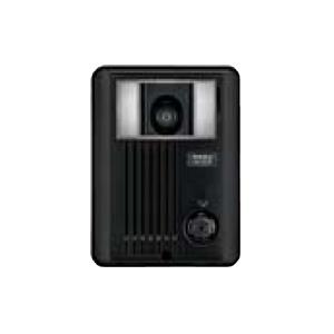 ★受注生産品 【アイホン】カメラ付玄関子機[VH-KDCPA-B]
