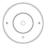【Panasonic パナソニック】光電式スポット型感知器2信号ヘッド[BV456618]