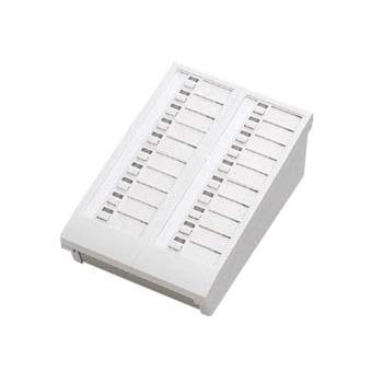 【アイホン】カウンターインターホン20局用増設選局部[TC-20G]