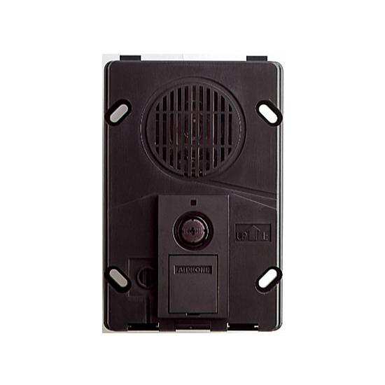 ★受注生産品★【アイホン】露出型遠隔試験機能付玄関子機・ホーチキ(株)製用(ピーチメタリック) [PR-NXU-HO]