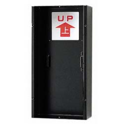 【アイホン】集合玄関機専用埋込ボックス [VGX-DBOX]
