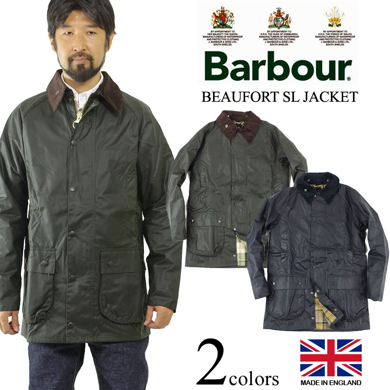 best selling great fit new cheap バブアー Barbour view Fort SL jacket (BEAUFORT slim fitting Japan agency model)