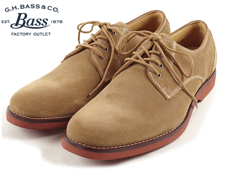 Jalana  Bus G.H.BASS Oxford Shoes Proctor dirty Suede (PROCTOR ... 3ed664aeb35c